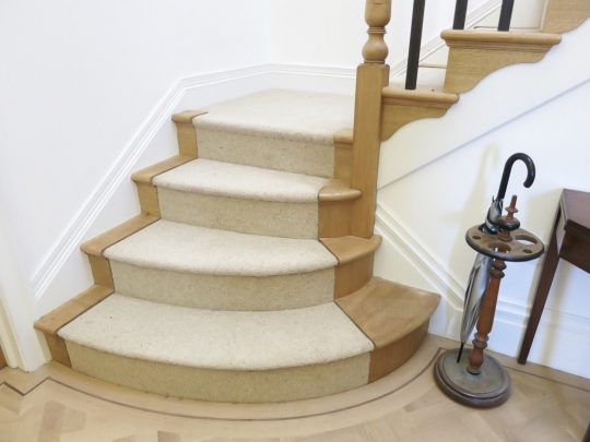 Curved Step